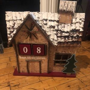 Christmas Countdown Cottage